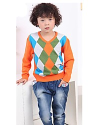 Boy's Cotton Sweater & Cardigan , Winter/Spring/Fall Long Sleeve