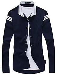 Men's Long Sleeved Shirt