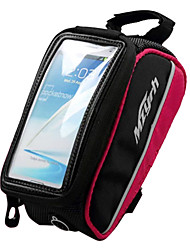 Bike Frame Bag / Cell Phone Bag Cycling/Bike ForSamsung Galaxy S4 / Samsung Galaxy S6 / Iphone 6/IPhone 6S / Other Similar Size Phones /