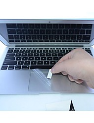 "garde tactile trackpad hd de protection films autocollants peau 11,6 "", 13"", 15 "", 17"" mac book air pro rétine"