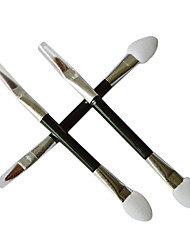 Dual-Purpose cepillo cosméticos