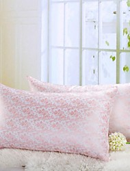 shuian® edredom 100% algodão retangular travesseiro saudável
