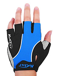 Sports Gloves Cycling Gloves Bike Fingerless Gloves Men's / Unisex Anti-skidding / Wearproof / Breathable / ShockproofSpring / Summer /