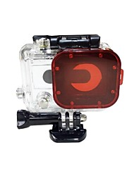 Accessories For GoPro,Protective Case Dive FilterFor-Action Camera,Gopro Hero 2 Gopro Hero 3 Gopro Hero 5Diving & Snorkeling Surfing/SUP