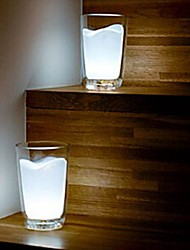 Coway Creative White Milk Cup Lamp Bedside Lamp LED Lamp Lights