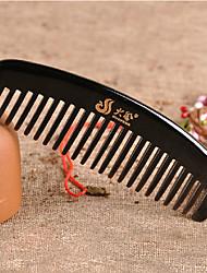 oxhorn pente massagem cabelo