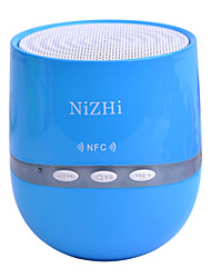 NIZHI TT-026 Mini Wireless Bluetooth V2.1 Subwoofer Speaker for IPHONE / Samsung + More