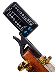 Meideal T80GA Clip on Auto-Led Guitar Tuner