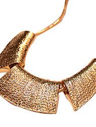 Meet You Austrian Golden Necklace