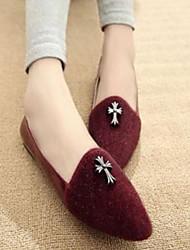 Talon plat Comfort Mocassins Chaussures Femme