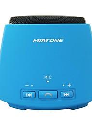MIATONE ® Portable Speaker HALO senza fili di Bluetooth con Mircophone per PC e SmartPhone