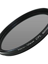 Новый взгляд поляризатор фильтр для камеры (62мм)