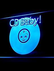 CD Baby Advertising LED Light Sign