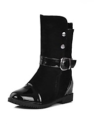 Women's Wedge Heel Ankle Motorcycle Boots(More Colors)