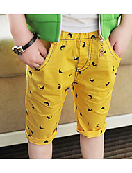 Boy's Cotton Leggings,Summer