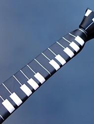 O piano de homens xinclubna® projetado impresso magro poliéster laços 5cm (1pc)