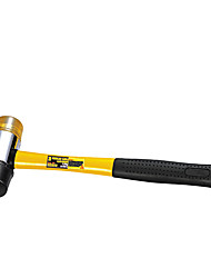 Persian BS-G303A Install Double Head Rubber Plastic Hammer with Fiber Handle