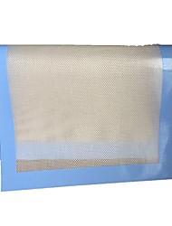 Жаропрочные коврики из стекловолокна, для выпечки (случайный цвет)