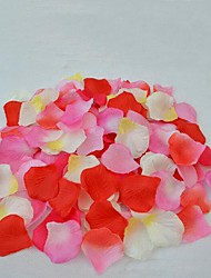 multi-color do festival casamento de amantes namoro pétalas de rosa (conjunto de 5 packs)