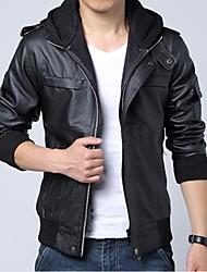 Men's Hoodie Casual Long Sleeve Jacket