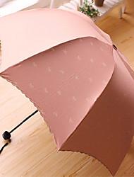 """10 """"romântico guarda-chuva rosa guarda-sol"""