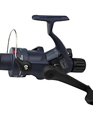 Fishing Reel Spinning Reels 5.1 6 Ball Bearings Exchangable / Right-handed / Left-handed Spinning
