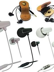 Remax Functional Ceramic Earphones 3.5MM IN-EAR Earphones HeadsetMic&Remote for IOS iPhone Smartphone