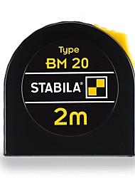 BM20 importés de haute précision bande en acier avec précision métrique Eu 2 M 3-Meter