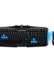 alargamento net santo ™ jogo lâmpada LED e gabinete do mouse&kit de teclado