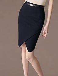 El temperamento cultiva su moralidad Mostrar delgada Faldas Falda Corta