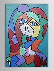 Hand Painted Oil Painting Museum Masters Paintings Pablo Picasso Painting Reproduction with Stretched Frame