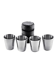 Outdoor Stainless Steel Camping Cup Sets