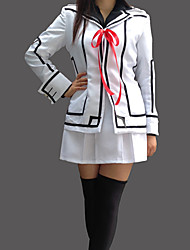 Cosplay Costume Inspired by Vampire Knight Cross Academy Night Class Girls' School Uniform VER.