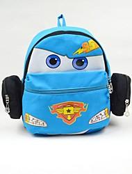 Girl's Boy's Children's Backpack schoolbag cartoon car