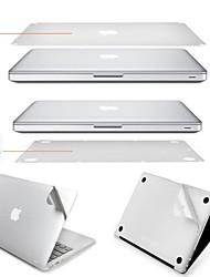 "AB Face Scratch-Resistant Metal Full Body Skin Guard for 13.3""/ 15.4"" MacBook Retina"