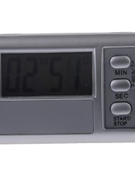 Portable  LCD Digital Kitchen Timer Count-Down Up Clock with Loud Alarm