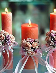 bougies d'aromathérapie pour 3pcs/set de noce