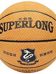 superlong glissante taille standard résistant à l'usure matériau 7 de vachette spécialisée match de basket