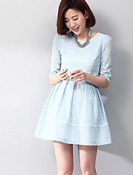 Jupe Robe manches Peng robe de princesse des femmes