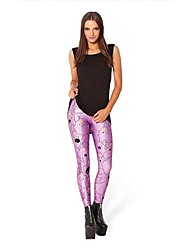 Women's Fashion Tight Spandex Leggings