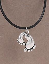 aço inoxidável moda colar exclusivo pingente