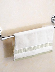 Absorbing Wall Chrome Towel Rack, Towel Rack