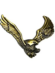 Car Motorcycles Decoration Emblem Stickers - Flying Harley Eagles (Zinc Alloy)