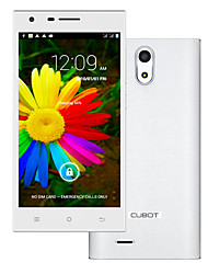 "CUBOT S308 5.0 "" Android 4.2 Smartphone 3G (Due SIM Quad Core 13 MP 2GB + 4 GB Nero / Bianco)"