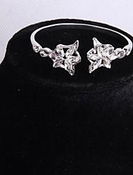 le seigneur des femmes des anneaux bracelet elfes d'argent