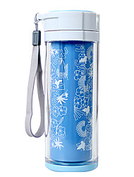 ACANU 280ML Stainless Steel Blue Fashional Vacuum Cup