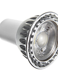 7W GU10 LED Spotlight COB 560 lm Warm White Dimmable AC 220-240 V