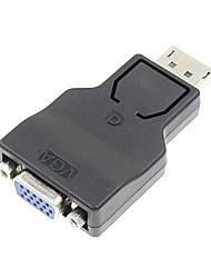 20-Pin DisplayPort Male to VGA Female Adapter/Converter