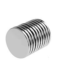 10 pièces rares aimant néodyme NdFeB forte Disc Terre Magnets