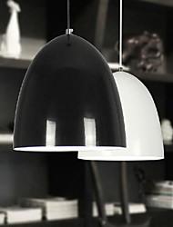 Lampade a sospensione 220v metallo semplice e moderno